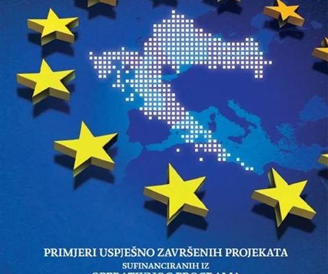 """Objavljena brošura Primjeri uspješno završenih projekata sufinanciranih iz Operativnog programa """"Regionalna konkurentnost 2007. – 2013."""""""