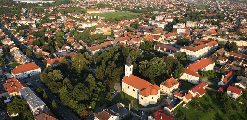 Razvoj poduzetništva u Gradu Petrinji