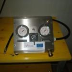 Uredjaj za punjenje aparata dusikom