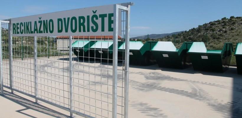 Uspostava reciklažnih dvorišta