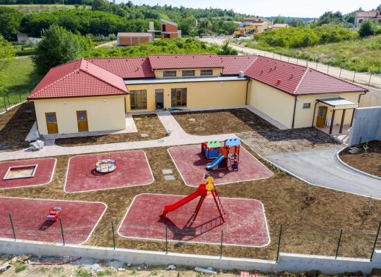 Odluka o isplati sredstava za izgradnju i opremanje dječjeg vrtića i jaslica u Vižinadi